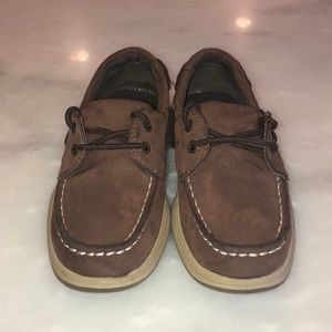 Sperry Intrepid Topsider Boys Boat Shoes